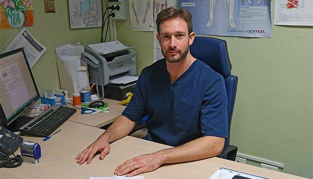 dottor matteo calia - terapia del dolore